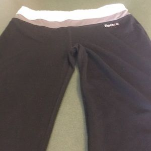 Reebok stretch pants